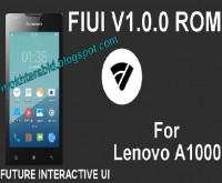 FIUI V1.0.0 ROM