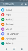 TWRP 3.1.1 materialize [DIRECT LINK]