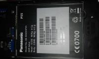 Panasonic P55 scatter file