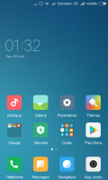 MIUI 8 v6.10.20 multi languages STABLE for lenovo a319 without Bugs