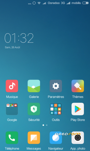ROM MIUI 8 v6 10 20 multi languages STABLE for lenovo a319 without