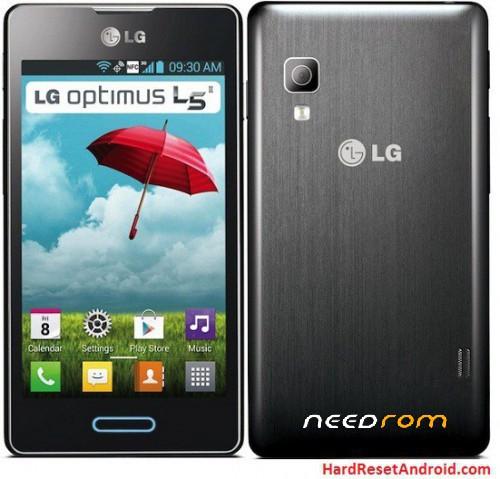 LG Optimus L5-II rom + flash tool  « Needrom – Mobile