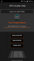 MTK Scatter Building for MT6735P and MT6735M + Cloning Android Devices