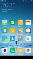 MultiROM MIUI 8 6.12.1 MST port speed 7 plus
