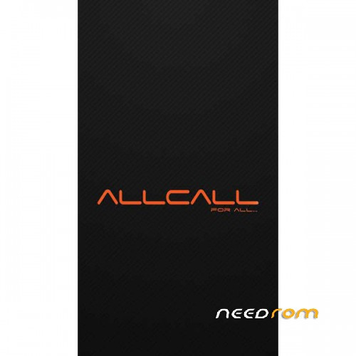 ROM Allcall Hot 1 X | [Official]-[Updated] add the 11/29/2018 on Needrom