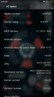 Advan i45 MIUI9 v7.8.30