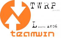 LENOVO A806 – TWRP 3.1.0-0 – MULTILANGUAGE -