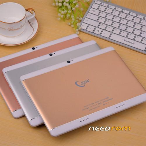"""ROM """"ZDX"""" 10 1 Inch Android Tablet PC Tab Pad 2GB RAM 16GB ROM Quad"""