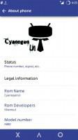 A880 CyanogenUI