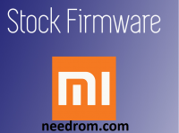 Xiaomi Redmi 4X > stock firmware