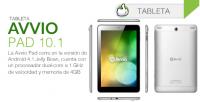 Avvio Pad 10.1