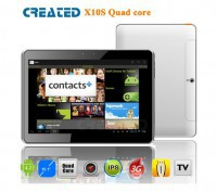 Created X10S – 1GB/16GB – 10.1″ Android 4.2.2
