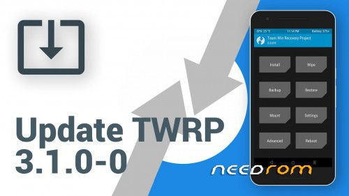 TWRP 3 1 0-0 for Gionee s6s (condor A8) Nougat « Needrom