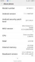 Xiaomi Mi Max 2 officecial rom