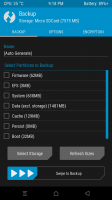 TWRP Recovery v3.1.1 (3G)
