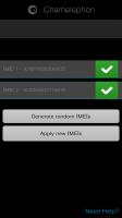 Create custom IMEI