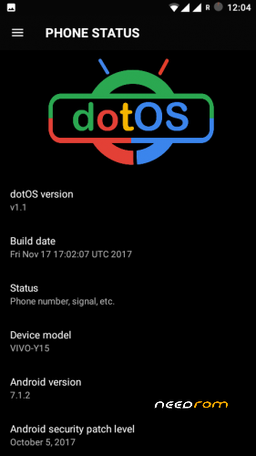 Dot Os V1 1-N BY DEVIL « Needrom – Mobile