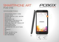 PCBOX ART-V116 – Android 5.1 OFICIAL VERSION