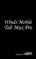 Winds Tab Max Pro