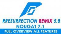 Resurrection remix 5.8.4