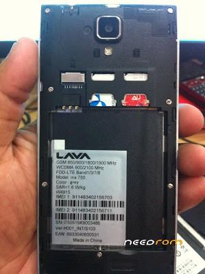 LAVA iris 750 Unlock Sim Network « Needrom – Mobile