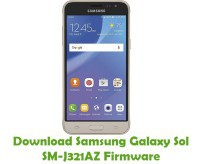 GALAXY Sol / SM-J321AZ Official Samsung Firmware