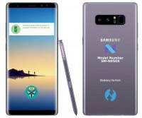 Galaxy Note8 / SM-N950X Official Samsung Firmware