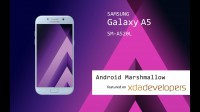 Galaxy A5 / SM-A520L Official Samsung Firmware