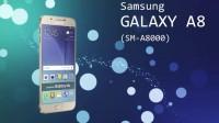 GALAXY A8 / SM-A8000 Official Samsung Firmware