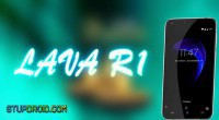 twrp 3.1 Lava R1