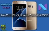 GALAXY S7 / SM-G930FD Official Samsung Firmware