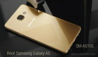 GALAXY A5 2016 / SM-A510S Official Samsung Firmware