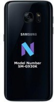 GALAXY S7 / SM-G930K Official Samsung Firmware
