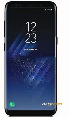 flash samsung s8 with official firmware