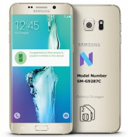 GALAXY S6 edge+ / SM-G9287C Official Samsung Firmware