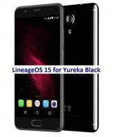 LineageOS 15 for Yu Yureka Black