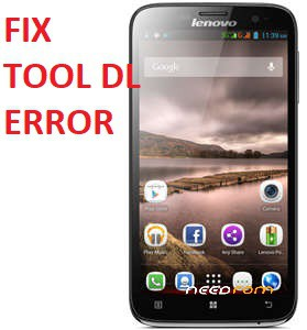how to fix rom errorcode 4