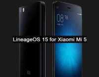 LineageOS 15 for Mi 5