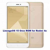 LineageOS 15 for Redmi 4x 14/5/2018
