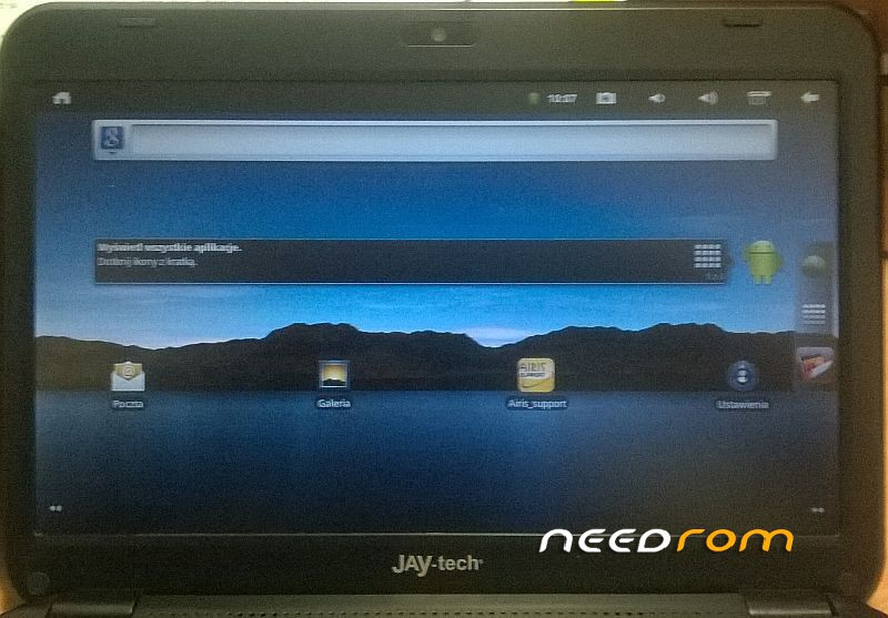 netbook airis kira n10021 firmware download