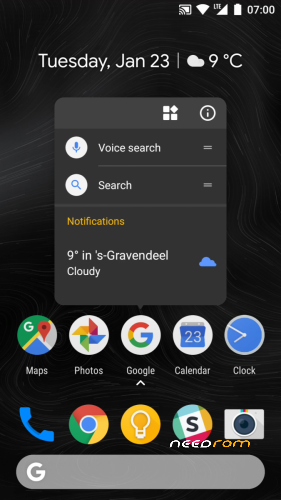 Launcher Android Go « Needrom – Mobile