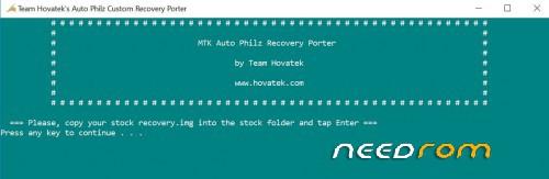 Tecno Firmware Hovatek