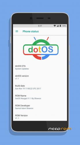 DotOS 1 1 xrt DOOGEE X5 « Needrom – Mobile