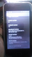 OCEAN B1 fake android 6 but real android 4.4.2