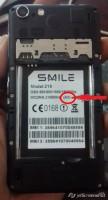 Smile Z15 Firmware