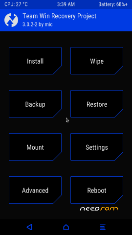 ROM twrp Tecno Spark Plus K9 | [Official] add the 05/17/2018 on Needrom