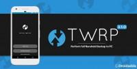 TWRP 3.1