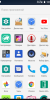 Apps drawer