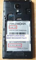 Symphony V32 HW1-R612-MB-V2.0 Dead Recovery Flash File