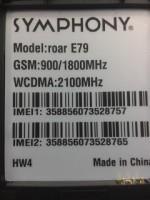 Symphony E79_HW4_V12 Tested firmware